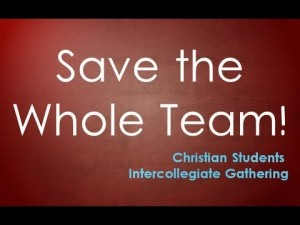 Save the Whole Team!